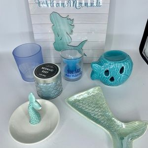 Mermaid collection/ brand new
